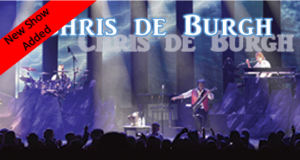 Additional Date for Chris de Burgh confirmed