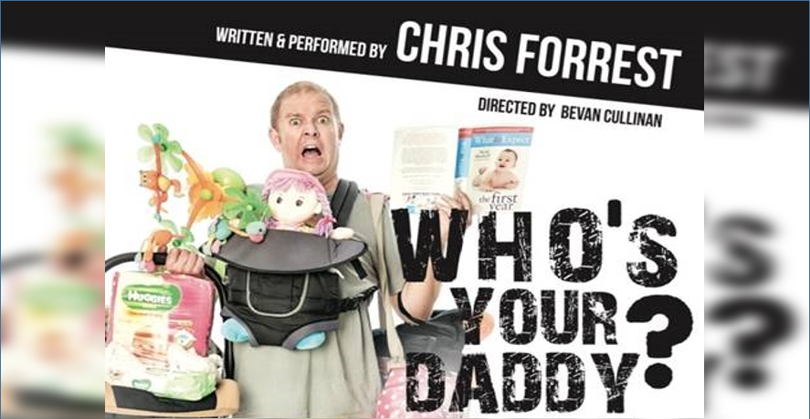 Chris Forrest: Who's your daddy?