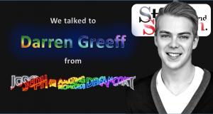 We talk to Darren Greeff