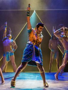Joseph in Joseph and the Amazing Technicolor Dreamcoat