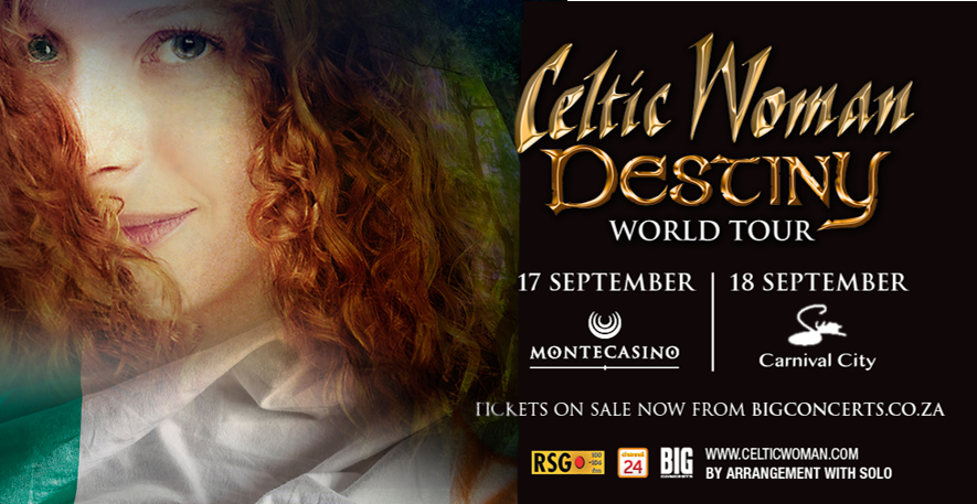 Celtic Woman: September 2016
