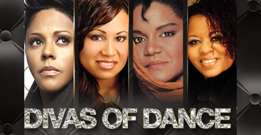 Divas of Dance: September 2016
