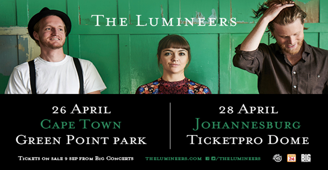 The Lumineers: April 2017