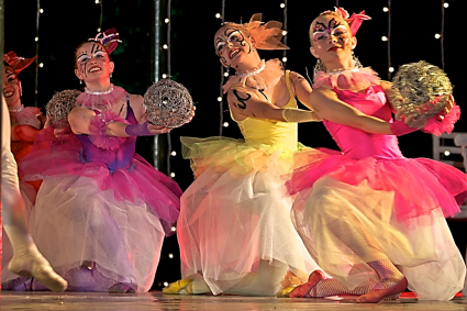 The Fairies from A Midsummer Nights Dream