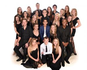 Senior Cast of Born to Perform