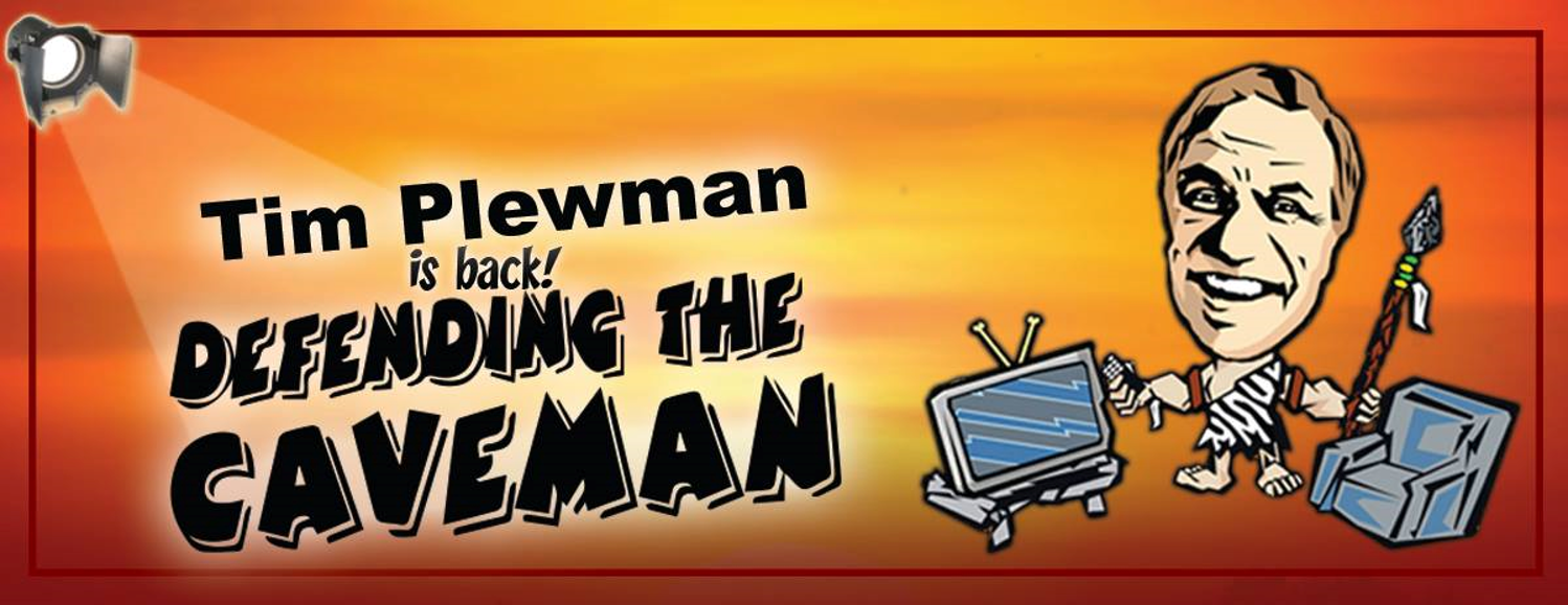 Defending the Caveman with Tim Plewman