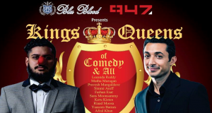 Kings & Queens of Comedy, and All
