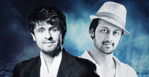 Sonu Nigam and Atif Aslam in South Africa this December