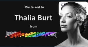 We Talk to Thalia Burt