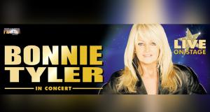 Bonnie Tyler:  March 2017