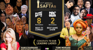 StarSat's Point of Order and Puppet Nation Nominated for 10 SAFTA's