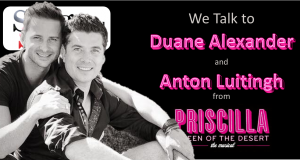 We Talk to Duane Alexander and Anton Luitingh