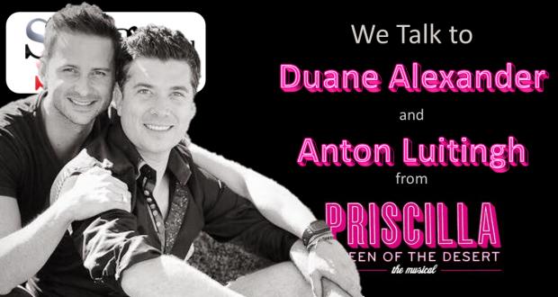 We Talk to Duane Alexander and Anton Luitingh