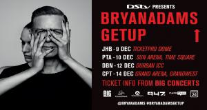 Bryan Adams: December 2017