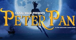 Peter Pan at the Canal Walk