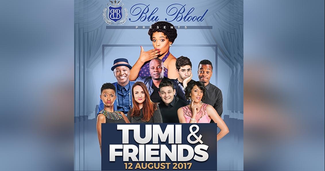 Tumi Morake and Friends