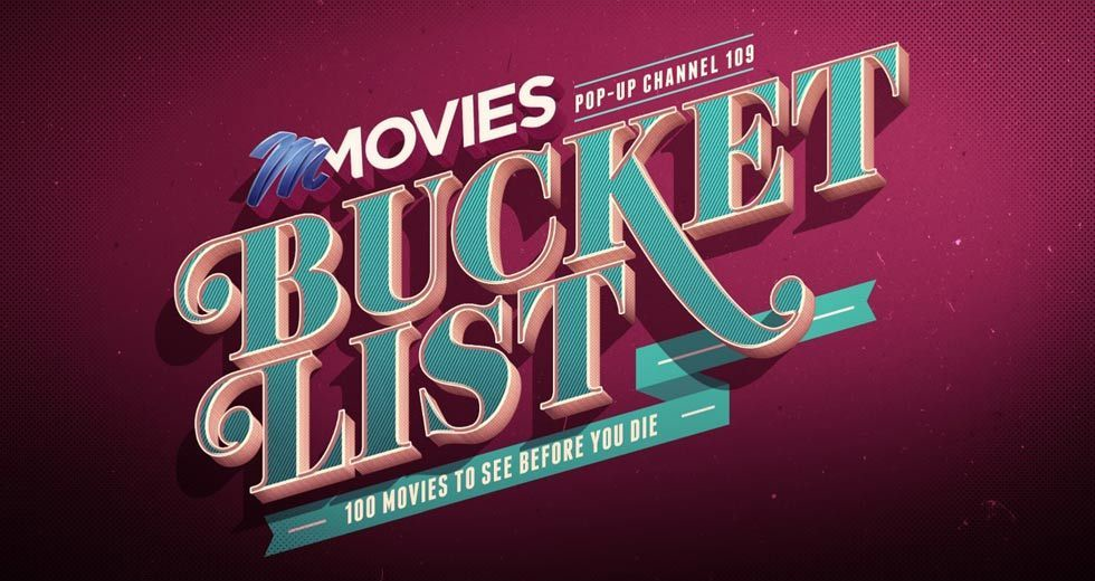 M-Net Movies' Bucket List Pop-Up