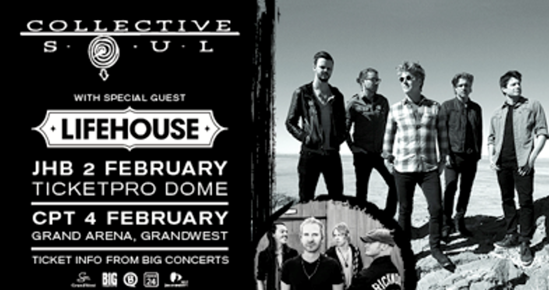 Collective Soul: February 2018
