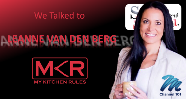 We Talk to Leanne van den Berg