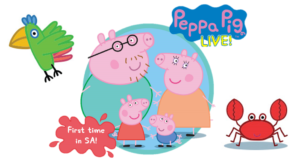 Peppa Pig's Big Day Out!