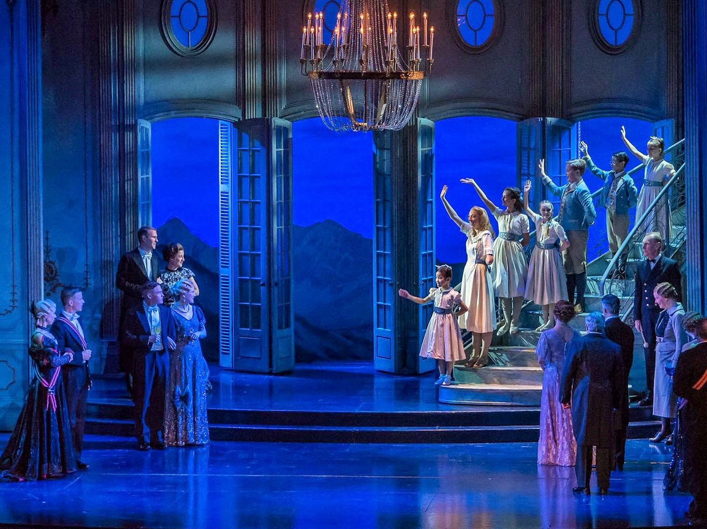 The Sound of Music | Stage and Screen
