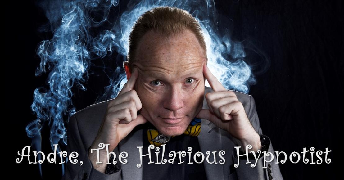 André, the Hilarious Hypnotist