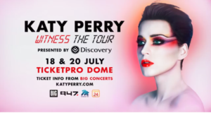 Katy Perry: July 2018