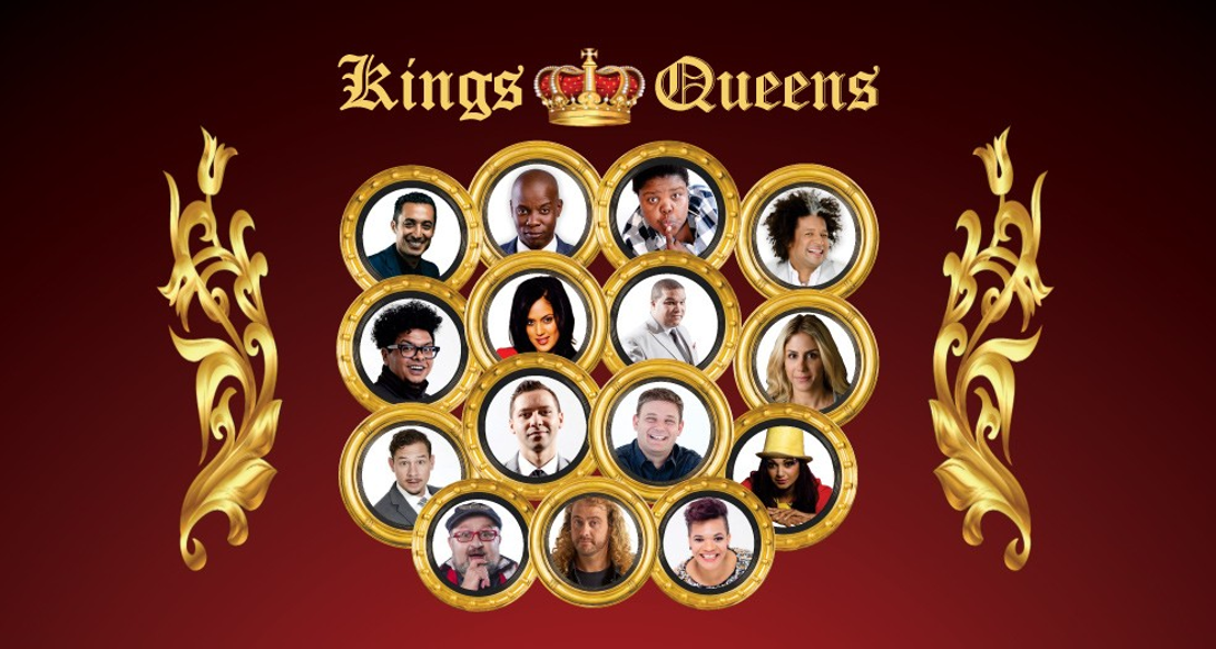 Win Tickets to the Kings and Queens of Comedy
