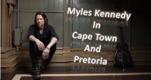 Myles Kennedy: March 2018