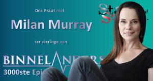 Ons Praat met Milan Murray