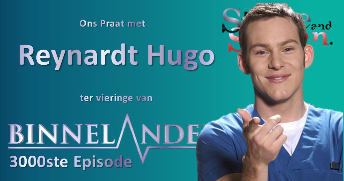 Ons Praat met Reynardt Hugo