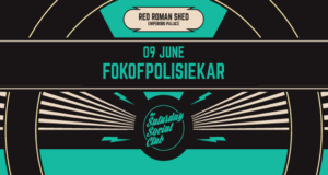 Win Tickets to Fokofpolisiekar and the Saturday Social Club