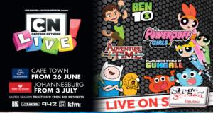 Review: Cartoon Network Live