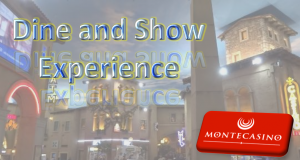 Dine and Show Experience: Montecasino