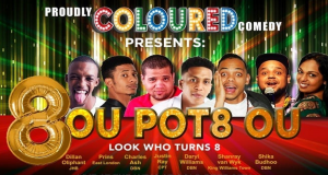 Coloured Comedy: 8 Ou Pot8 Ou