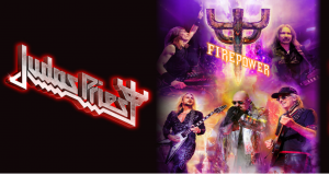 Judas Priest: March 2019