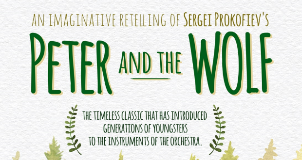 peter and the wolf   stage and screen