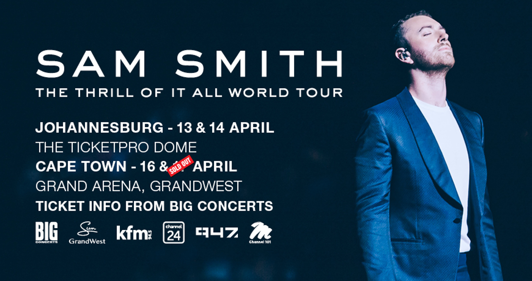 Sam Smith: April 2019