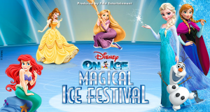 Disney On Ice: Magical Ice Festival