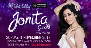 Jonita Gandhi: November 2018