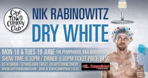 Dry White with Nik Rabinowitz