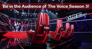 The Voice SA: Be In The Audience