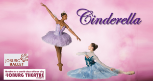 Win Tickets to Joburg Ballet's Cinderella