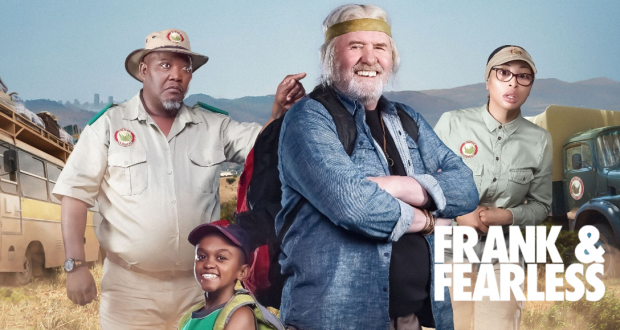 Win Tickets to the Premiere of Frank & Fearless