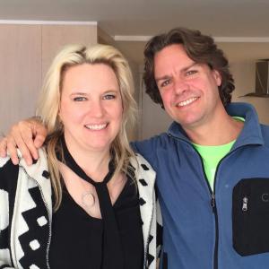 Jann Klose and Karen Zoid (SA)