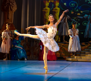 Shannon Glover as Cinderella