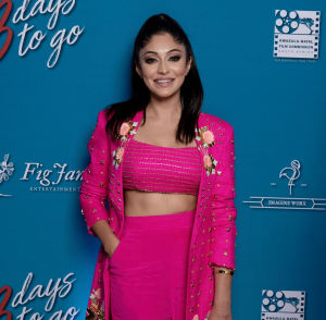 Kajal Bagwa at the Premiere of 3 Days to Go