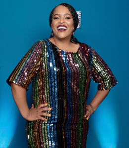 Tumi Morake at the Premiere of 3 Days to Go