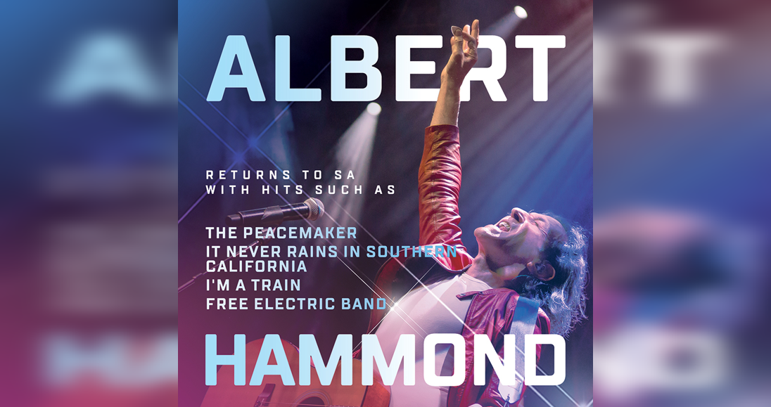 Albert Hammond: March 2018