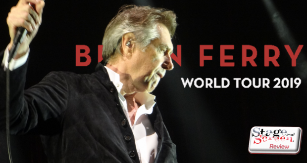 Bryan Ferry in South Africa